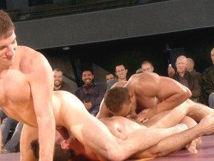 Billy Santoro & Sebastian Keys VS Doug Acre & Brock Avery - Live Match