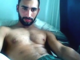 What A Man! Very Nice Cock On Cam! (Belgium)