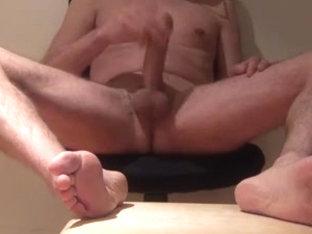 non-professional bigcock anal masturbation orgasm