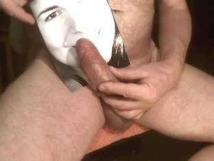 Tribute for  - cum on face and open mouth