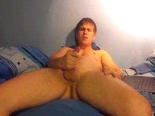 Czech Teen Boy Jerk Off