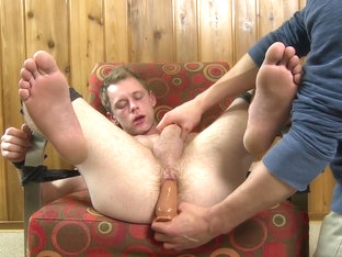 Best homemade gay video with Dildo, Bondage scenes