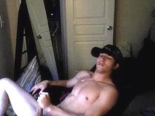 My big gay balls on webcam