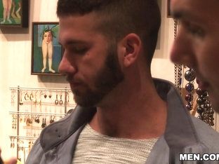 Chris Harder & Jimmy Fanz in Home Wrecker Part 3 Scene