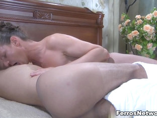 TryPantyhose Video: Horatio and Jack
