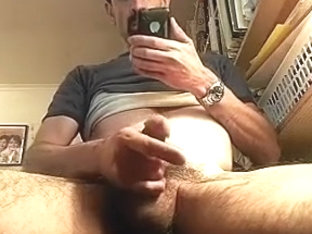 Pretty fag is frigging in a small room and shooting himself on web camera