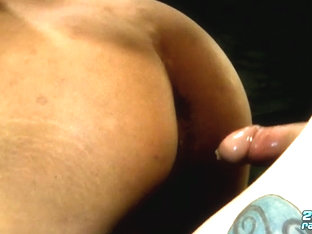 That Big Straight Dude Dick! - Ty Evans And Alfonso - ZackRandall