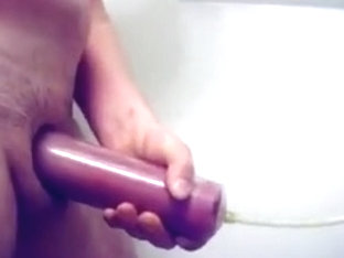 Extreme cock pumping