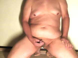 Cumming with upside down Dec-18-2014