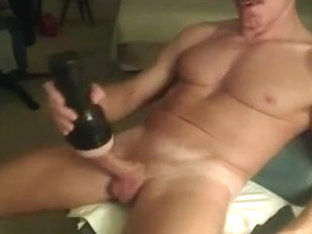 A man and his fleshlight