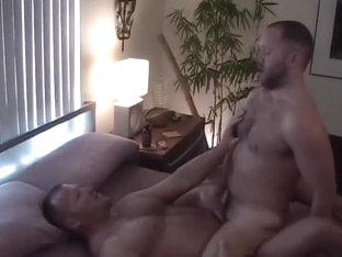 Bears make hot love
