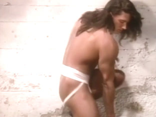 Hot Dancing Boys - Seduction of Gorgeous Long Hair Hunk - Steve Ryd3r