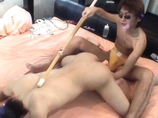 Amazing Asian homosexual guys in Best footjob, masturbation JAV scene
