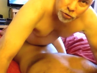 Desi Dick (And Azz) And Dirty-Mouthed Daddy.