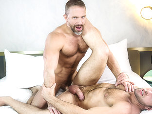 Alex Mecum & Dirk Caber in Irresponsible Part 2 - DrillMyHole
