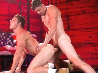 America's Finest XXX Video: Brent Corrigan, Andrew Stark