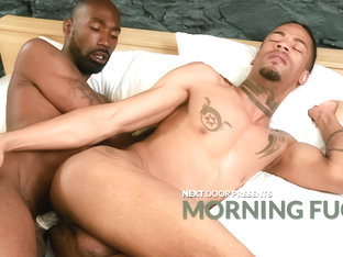 PD Fox & Jin Powers in Morning Fuck XXX Video