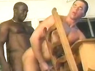 Exotic male in fabulous big dick, blowjob homosexual porn movie