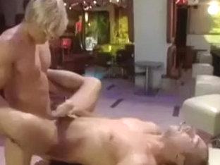 Hot Blonde Hunk