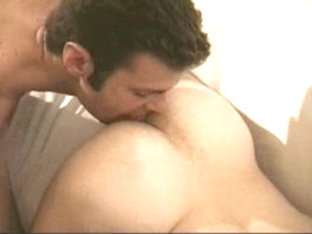 Crazy male pornstars Ty Davenport and Dean Maxwell in best blowjob, rimming homo xxx scene
