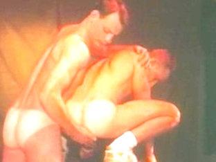 Exotic male pornstars Rick Donovan and Danny Sommers in incredible masturbation, tattoos homosexua.