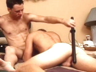 Crazy male pornstar in fabulous daddies, hunks homosexual sex clip