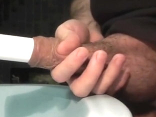 Foreskin extreme stretch