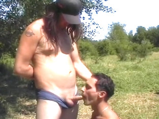 Gay Romp in The Park With Hard Ass Fuck