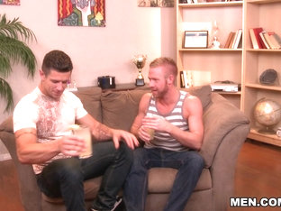 Christopher Daniels & Trenton Ducati in Experimented In College Video