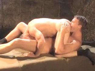 Best homemade gay movie with Rimming, Couple scenes