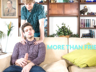 Michael Del Ray & Luke Reed in More Than Friends - NextdoorStudios