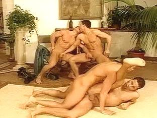frat boy orgy