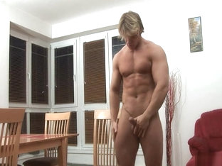 Man Avenue - David Kadera hot muscle blond
