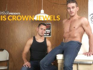 Alexander Gustavo & Brenner Bolton in His Crown Jewels XXX Video - NextdoorBuddies