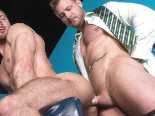 Austin Wolf & Brendan Phillips in Doc's Orders, Scene 03 - HotHouse