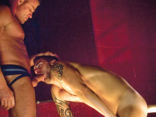 Rhodes' Rules XXX Video: Tyler Saint, Andre Barclay