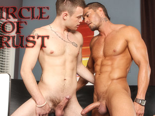 Cody Cummings & Joey Hard in Circle of Trust XXX Video