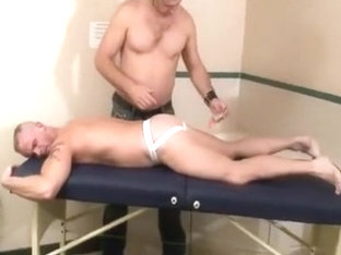 Amazing male in exotic fetish homo adult video