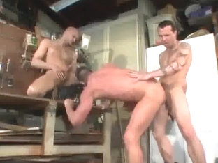 Fuck In Garage