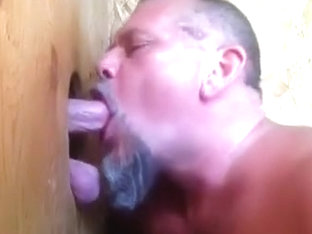 Sneaking A Load Into My Mouth