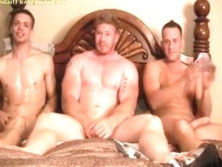 3 Stupid Hot Straight Playing Chicken