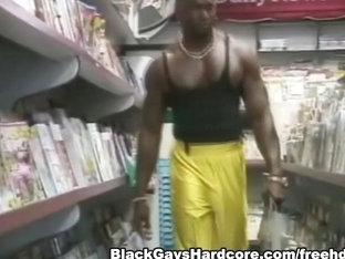 Bobby Blake and Flex Deon Blake in Black Encounters Video