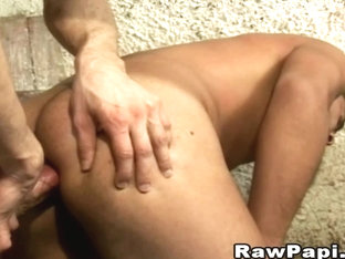 Extreme Nasty Bareback Anal Sex with Latinos