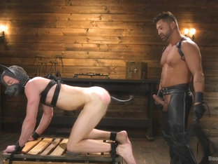 Dominic Pacifico & Alex Hawk in The Pup Master - Introducing: Master Pacifico - BoundGods