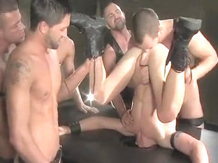 Dominic Pacifico, Josh West, Tyler Saint, Chad Manning, Shane Risk & Phillip Aubrey