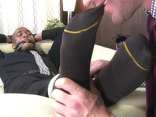 Trent Captured & Worshiped - Trent - MyFriendsFeet