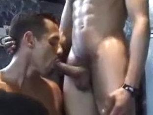 blatino orgy
