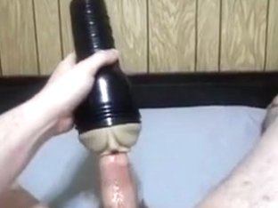 Fleshlight playing for a friend