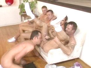 Chad Hunt orgy