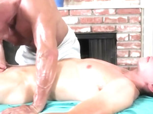 Tyler Saint and Presley Wrigth - Massage Bait